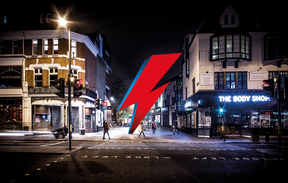 Crowdfunding Project Launched for Enormous David Bowie Memorial Sculpture in Brixton
