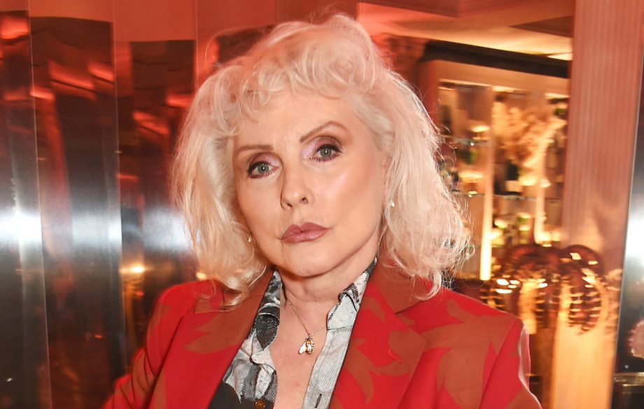Blondie S Debbie Harry Attributes Her Bisexual Days To