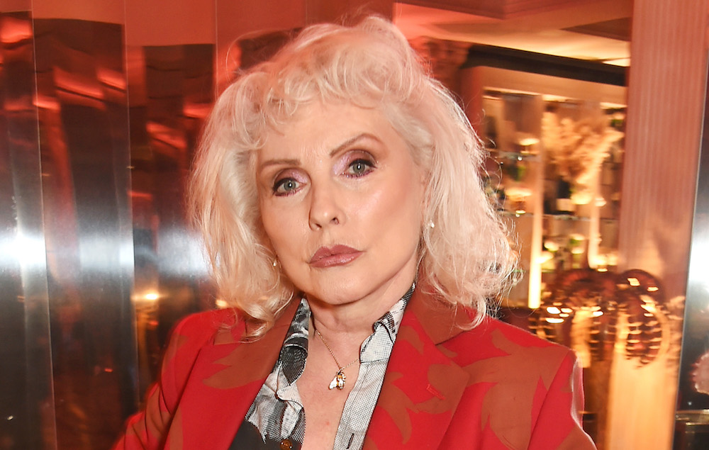 Blondie S Debbie Harry Attributes Her Bisexual Days To