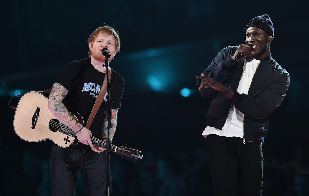Watch Ed Sheeran