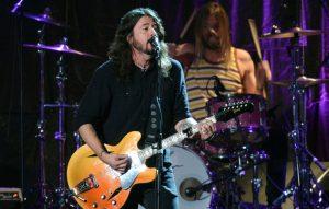 Foo Fighters tease extra-long Glastonbury set