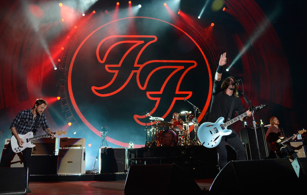 Foo Fighters hiatus is officially over, watch their comeback show
