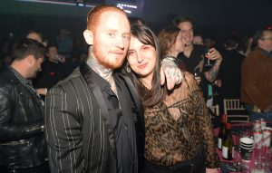 Frank Carter NME Awards 2017