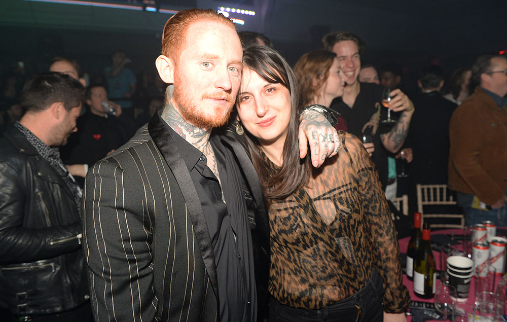 Frank Carter Declares Grime The New Punk At The Vo5 Nme