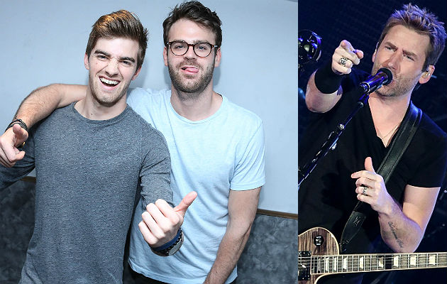 The Chainsmokers Respond To Being Called The Nickelback