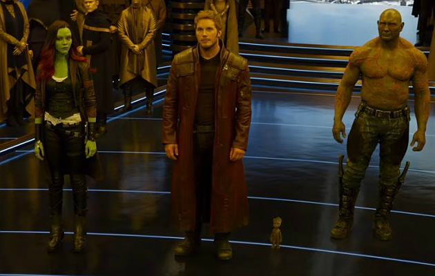 New Guardians Of The Galaxy Volume 2 Trailer Airs During