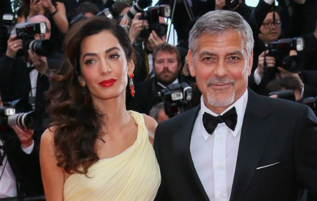 George Clooney And Wife Amal Are Expecting Twins Says
