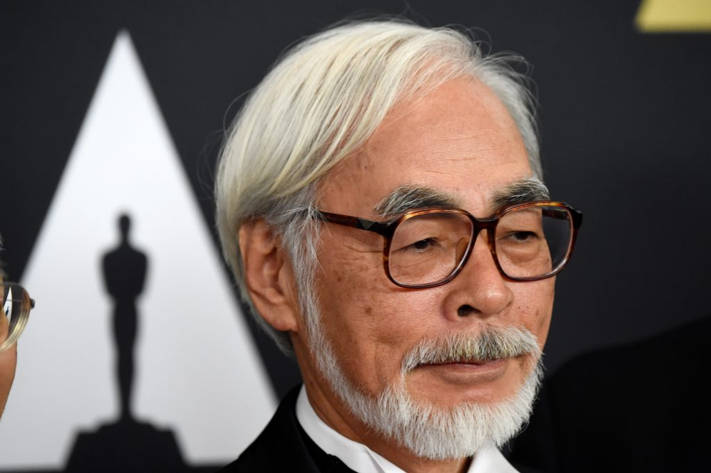 Hayao Miyazaki Is Coming Out of Retirement... Again (Again [Again])