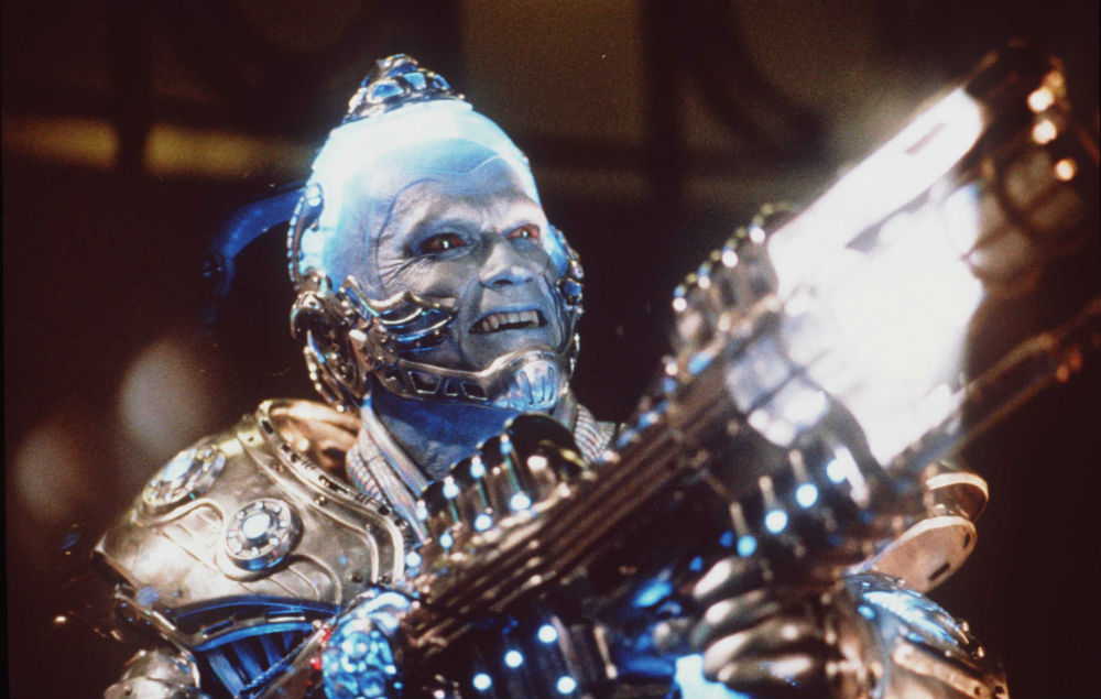 Arnold Schwarzenegger as Mr. Freeze in 'Batman & Robin'