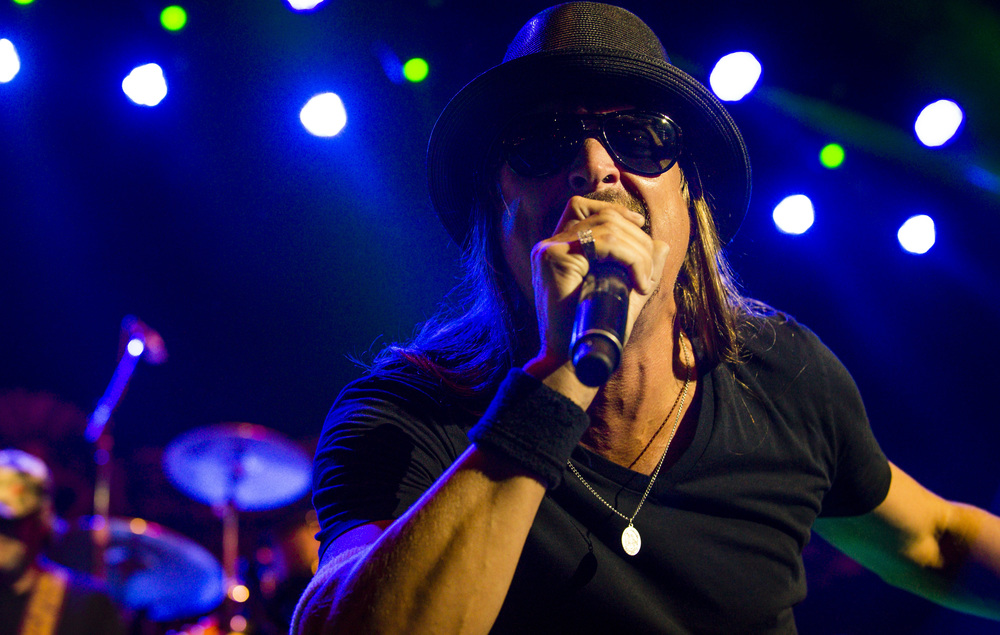 Kid Rock named as potential Republican candidate for U.S. senate seat