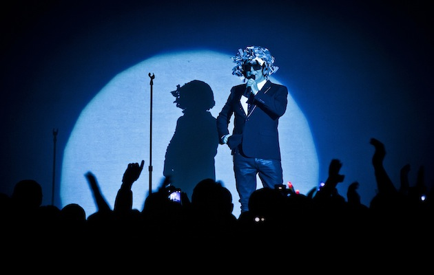 Pet Shop Boys Perform In Berlin