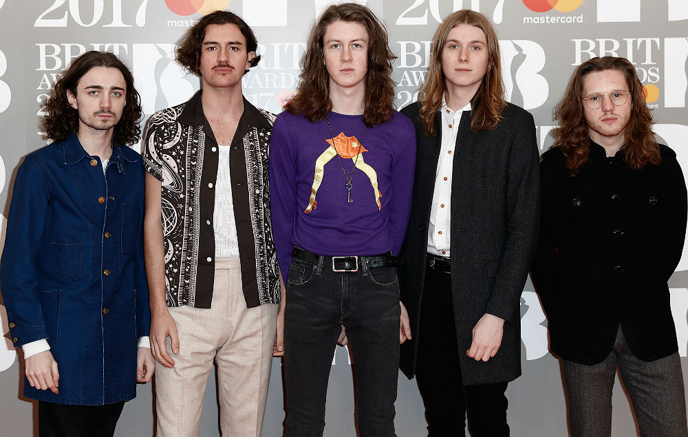 Blossoms On Licking Liam Gallagher S Face And Their