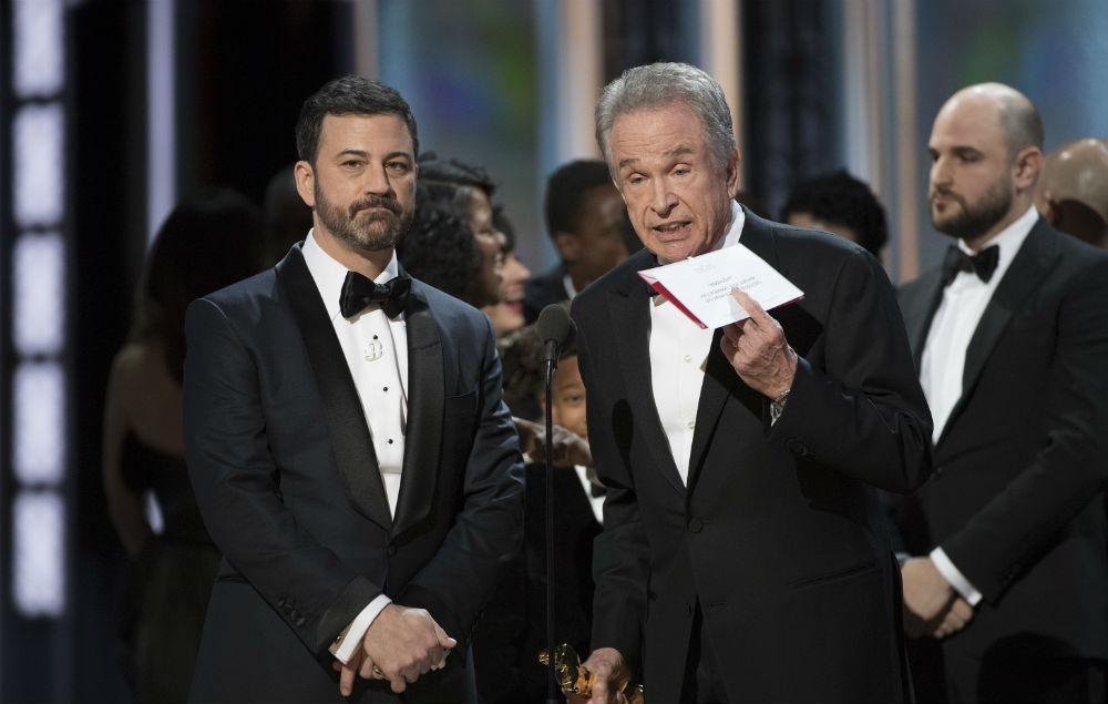 Oscars suffer