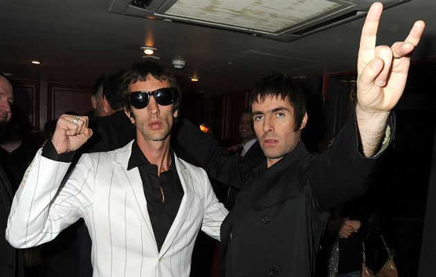 Richard Ashcroft Reportedly Helped Put Liam Gallagher S