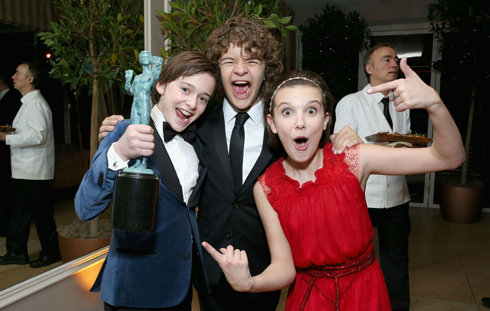 millie bobby brown avengers infinity casting speculation