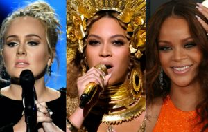 Adele's Grammy performance could have featured Beyoncé and Rihanna