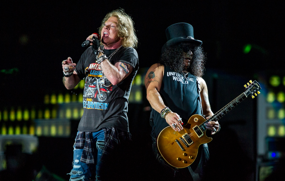 Guns n roses tour dates in Sydney