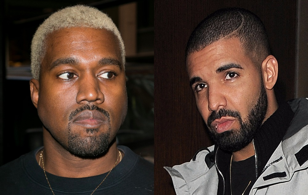 Watch Kanye West address rumoured Drake beef - NME