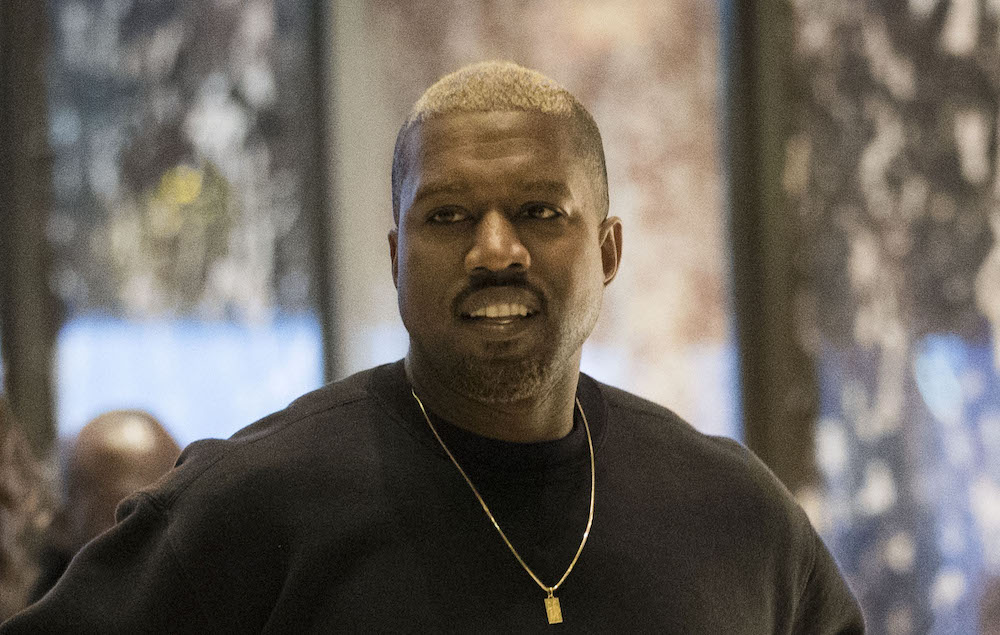 Kanye West is focusing on his fashion comeback
