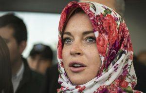 Lindsay Lohan says she was 'racially profiled'