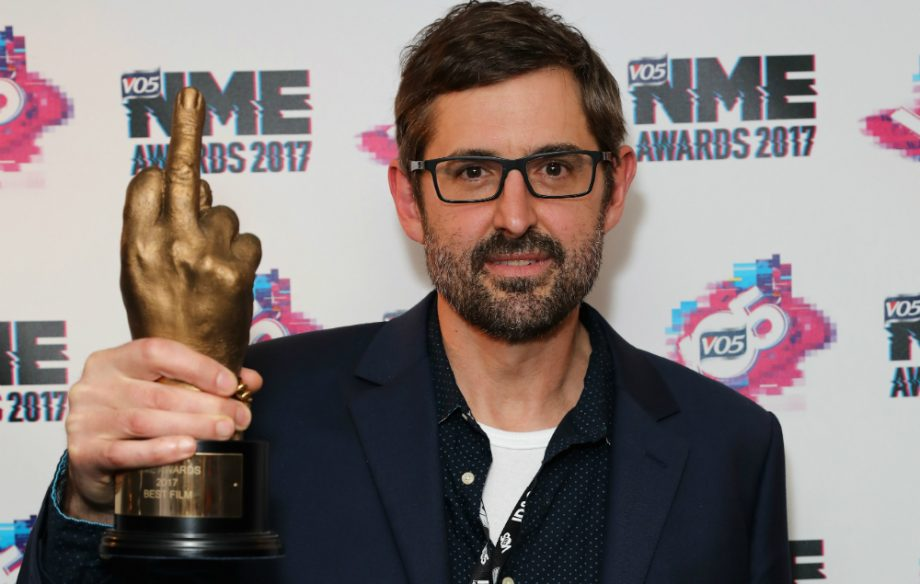 Louis Theroux praises Arctic Monkeys and Skepta at VO5 NME