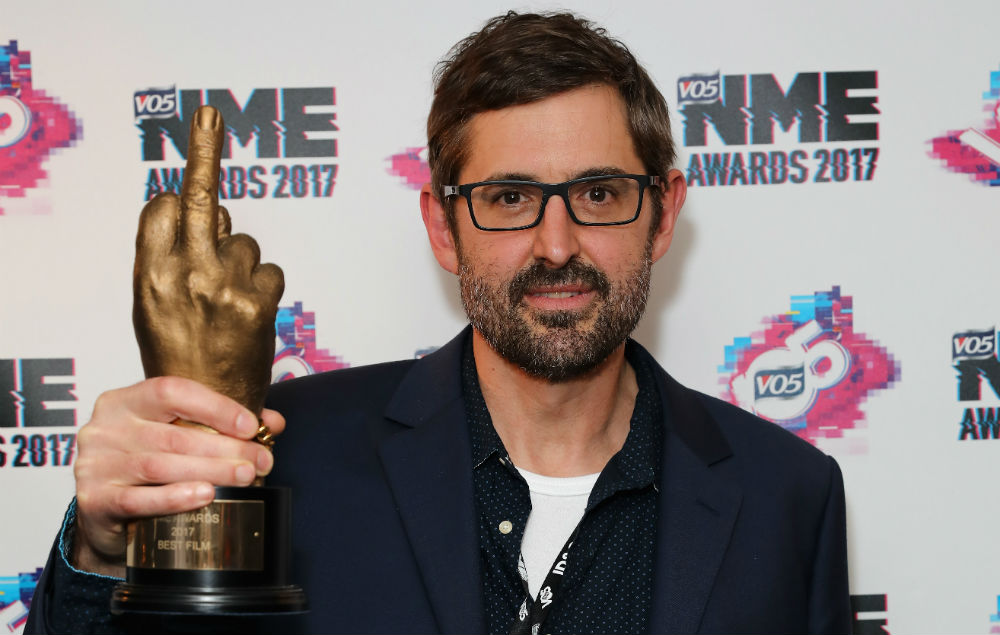 Louis Theroux says scientologists are making a movie about him