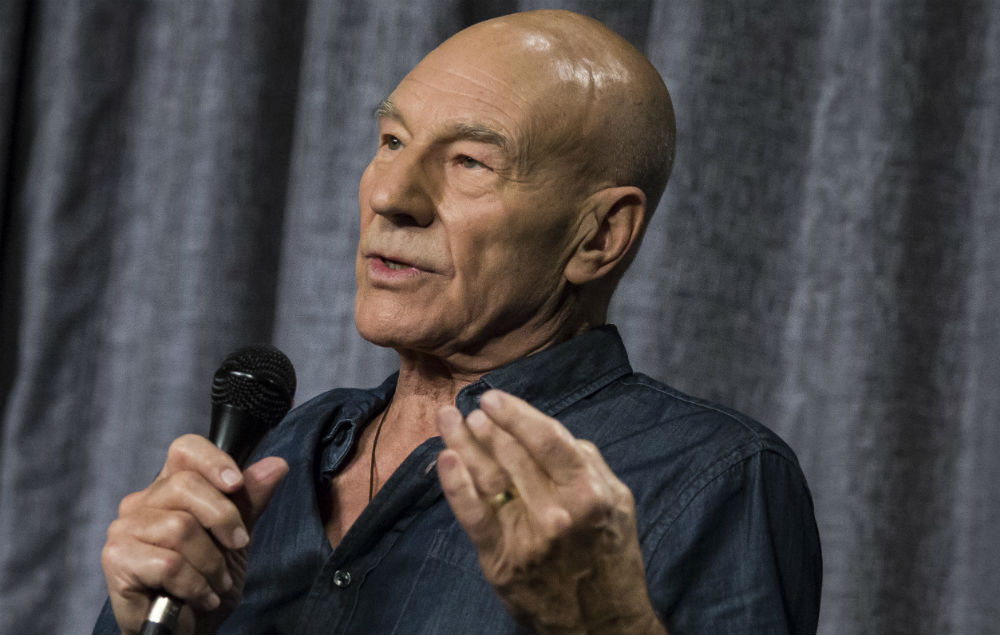 Patrick Stewart shares his circumcision confusion