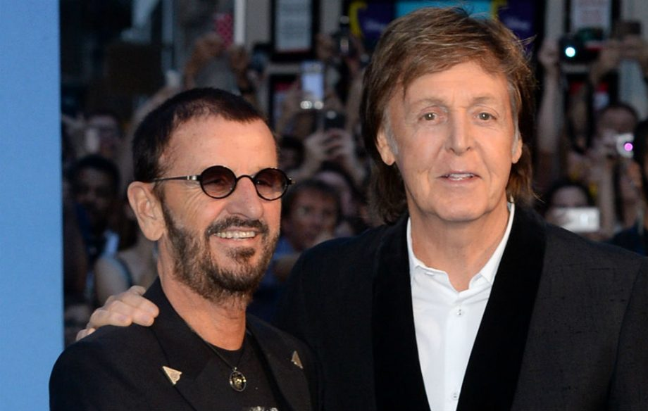 Paul McCartney Congratulates Best Pal Ringo Starr On Knighthood