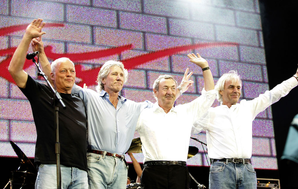 Could Pink Floyd Reunite To Play Glastonbury Nme