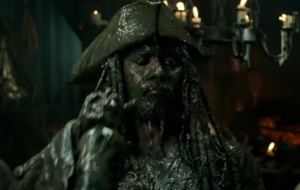 A new Pirates Of The Caribbean: Dead Men Tell No Tales trailer is out