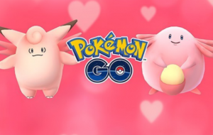 Pokémon Go announces Valentine's Day update