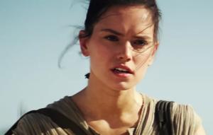 New Stars Wars merch reveals Rey's new look