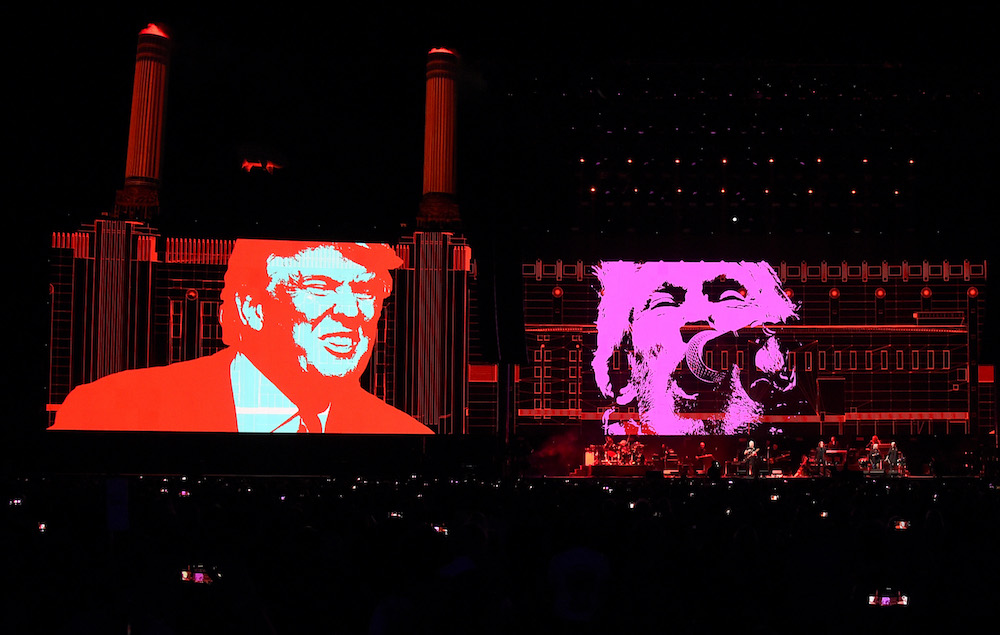 Roger Waters Considering Performing Pink Floyd S The Wall