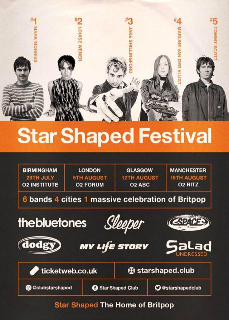 Star Shaped Festival