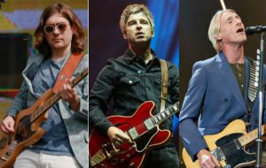 Paul Weller and Noel Gallagher team up to remix Syd Arthur's new single