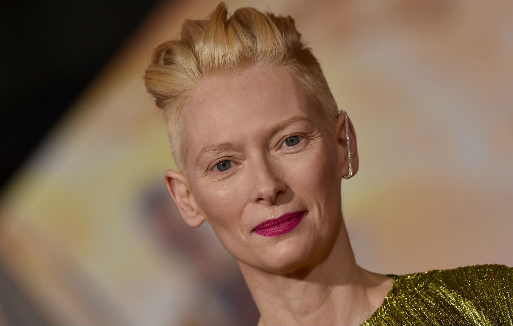 Tilda Swinton is now favourite to become the next Doctor