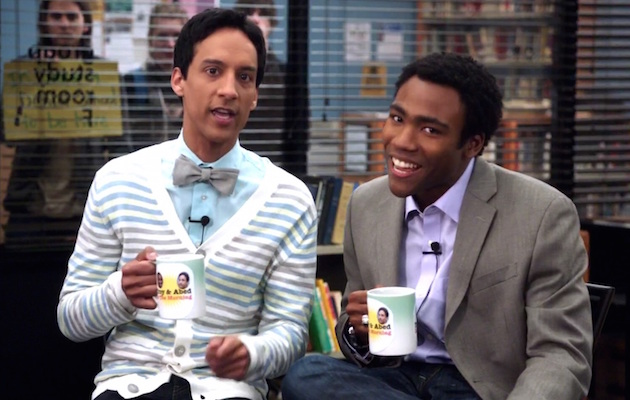 Community's Troy & Abed