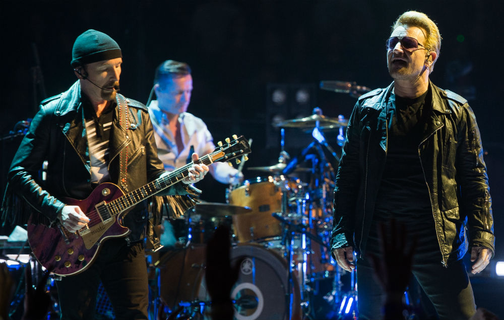 U2 sued for allegedly stealing song for 'Achtung Baby'