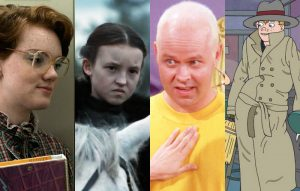 TV's best ever minor characters