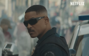 The first trailer for 'Bright' has been released