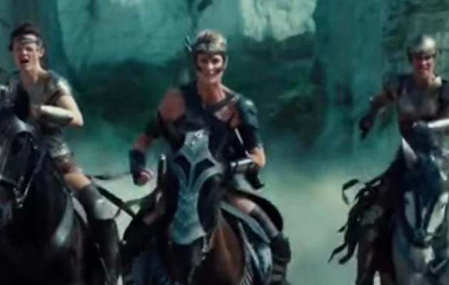By Ken Levine Wonder Woman My Review: Watch The New 'Wonder Woman' International Trailer