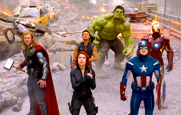 Resultado de imagen para avengers teaser first