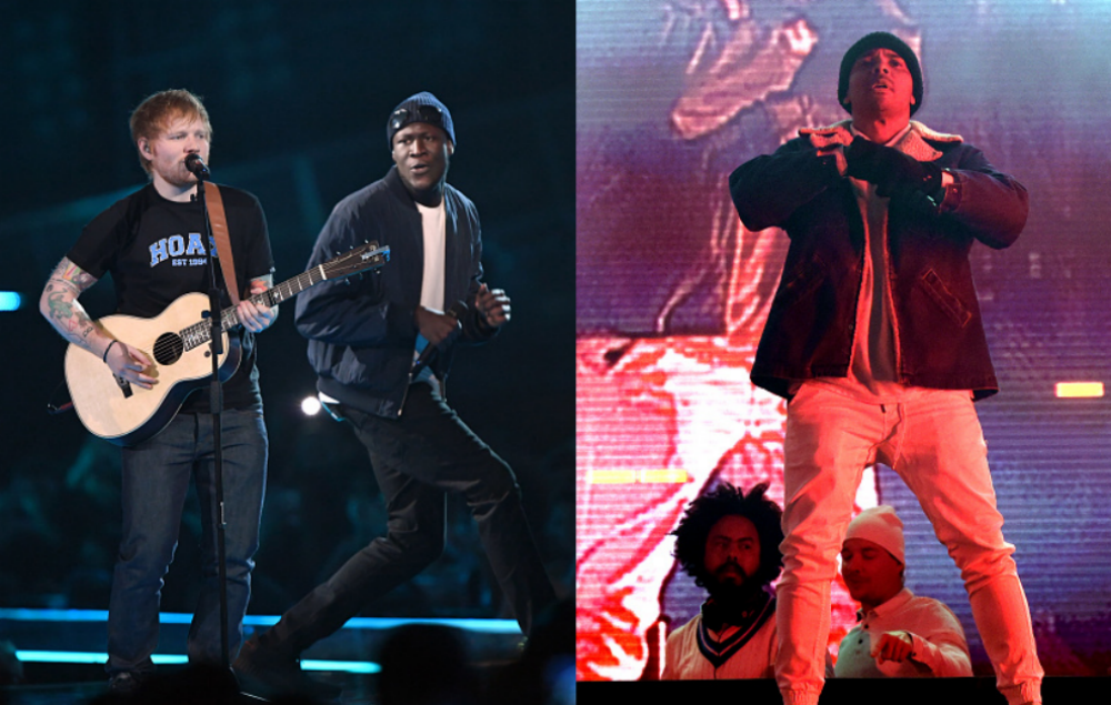 Ed Sheeran, Stormzy blew the Brit Awards away