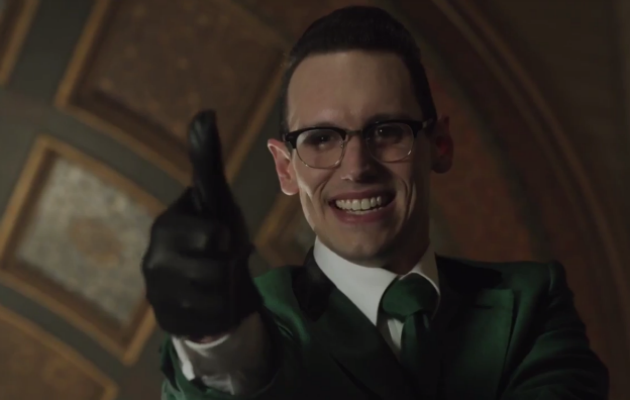 Image result for gotham the riddler