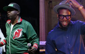 Phife Dawg and Dwele