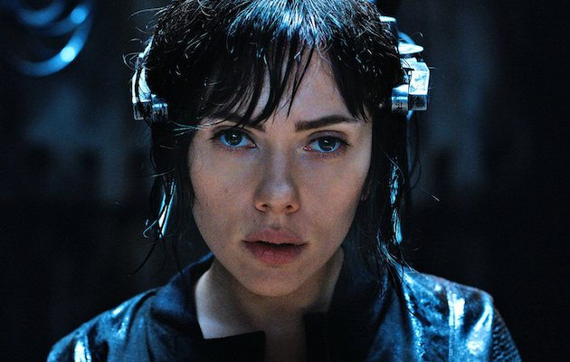 Scarlett Johansson Responds To Ghost In The Shell