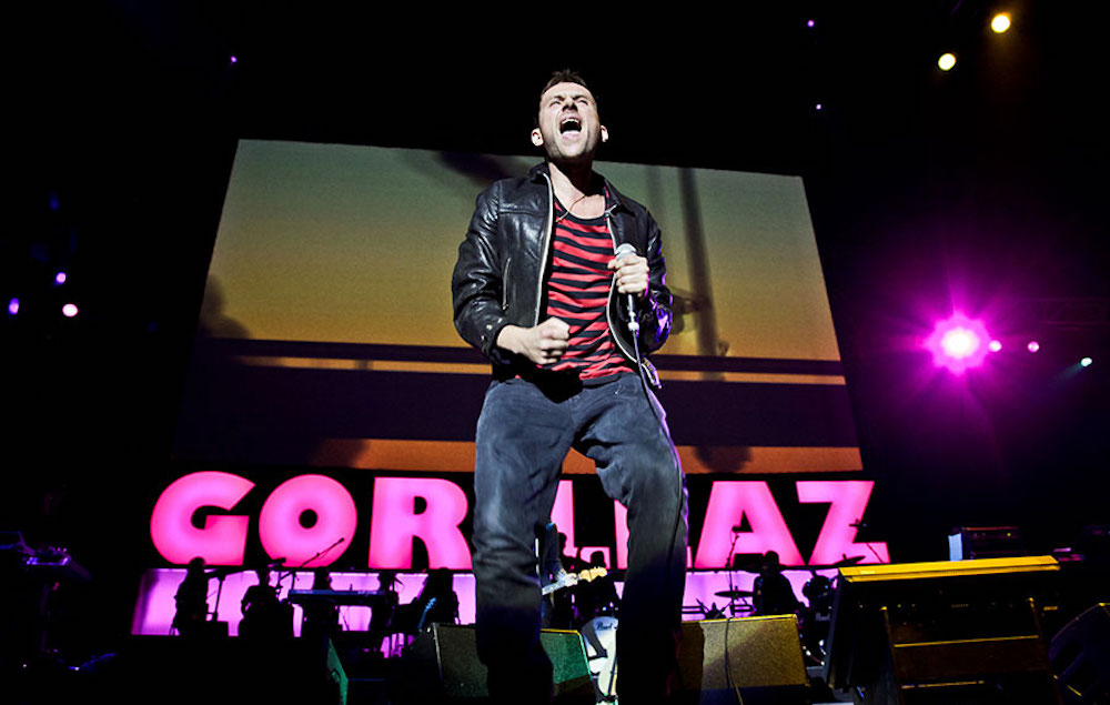 Gorillaz Drops Surprise Visual For