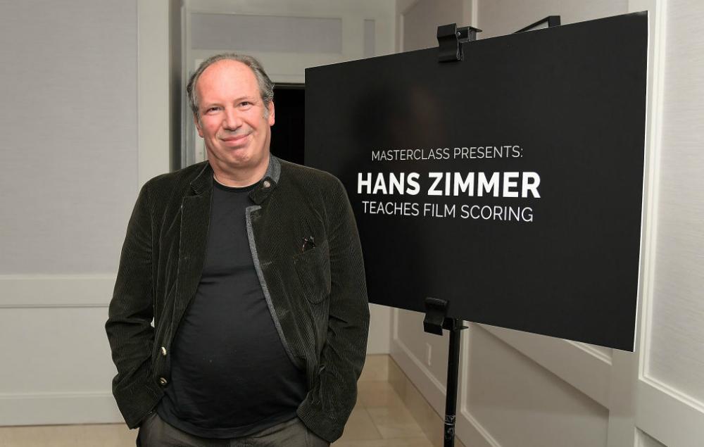 Hans zimmer felt he betrayed christian bale by scoring for Hans zimmer batman