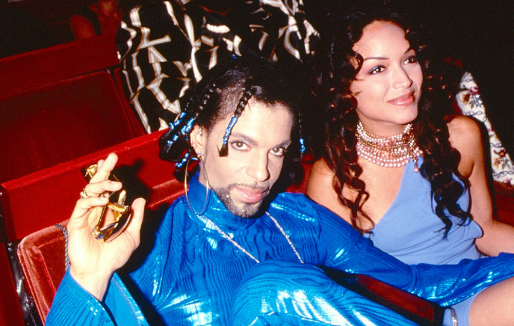 Mayte Garcia child with Prince