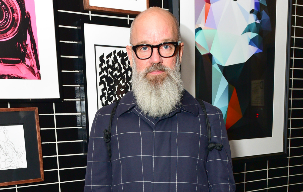 Michael Stipe photo book